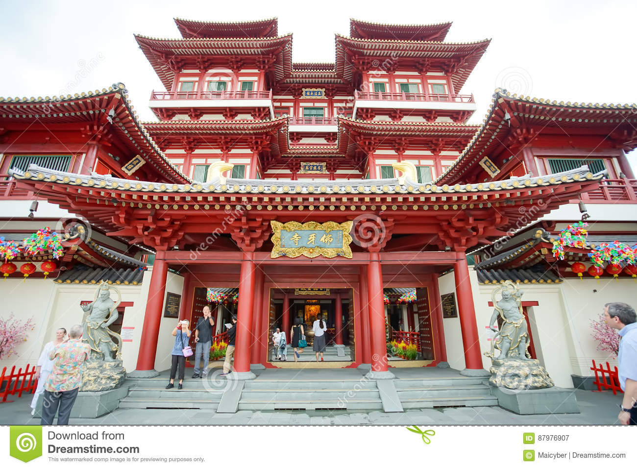 Templo Chines